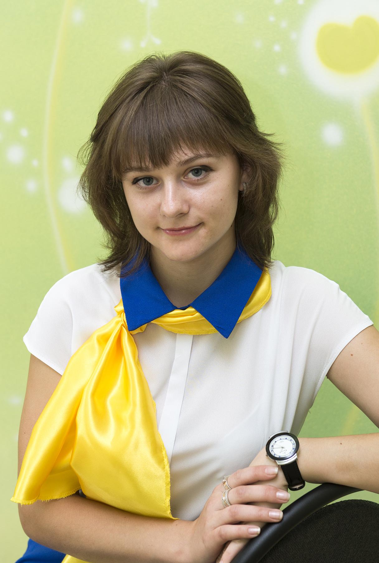 Нечитайло Катерина Віталіївна