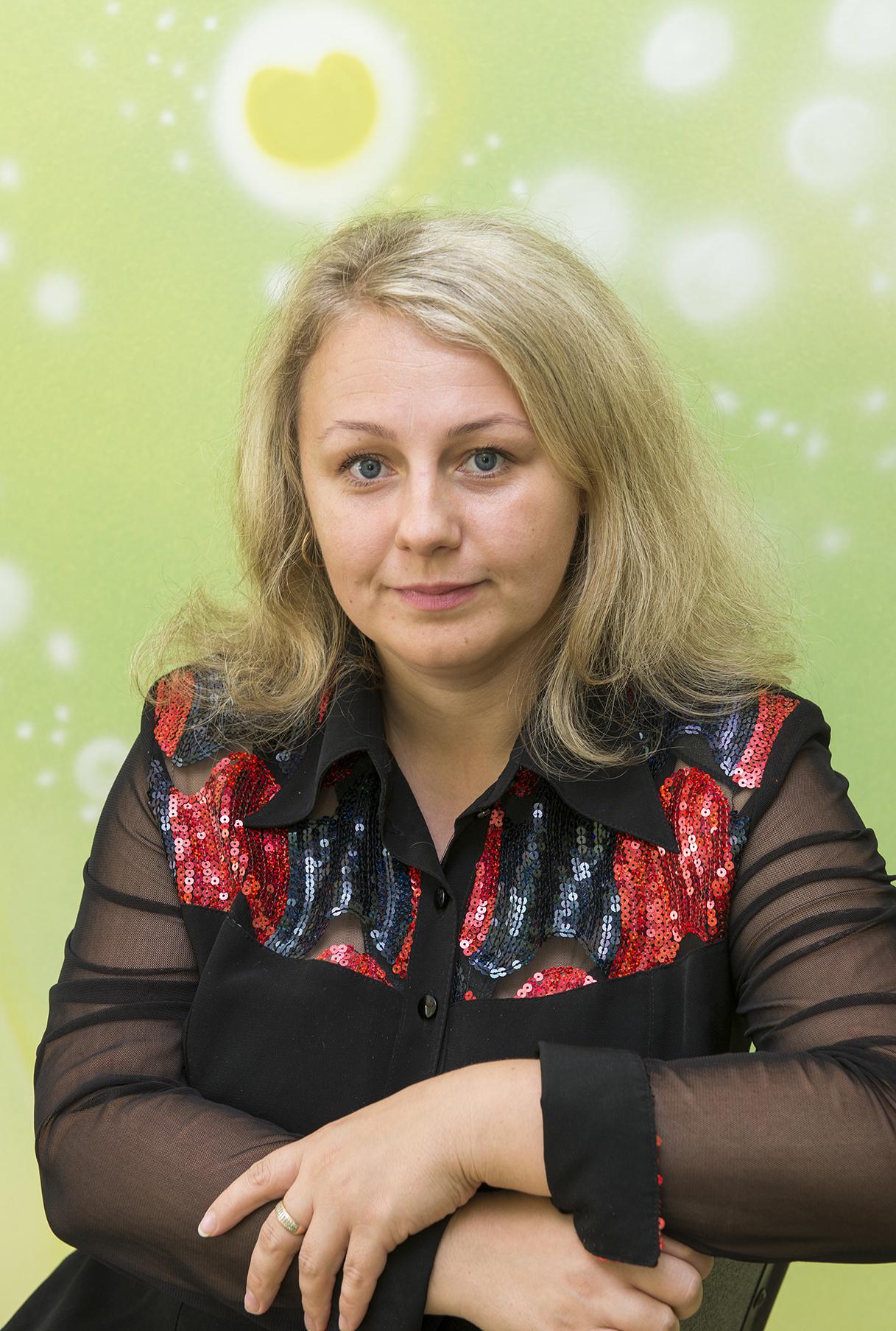 Білостегнюк Світлана Іванівна