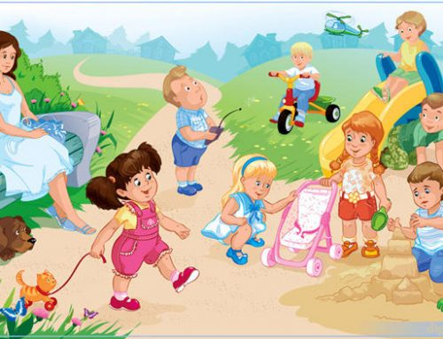 Особливості Адаптації Дітей Раннього Віку